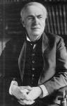 Thomas Edison / Courtesy of the University of Texas Libraries, The University of Texas at Austin.