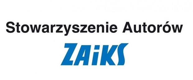 Logotyp ZAiKS
