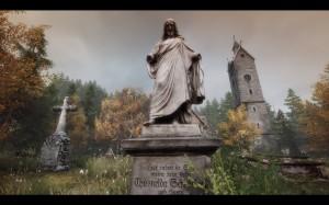 Pomnik Chrystusa w grze