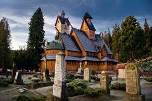 Kościół Wang w rzeczywistości (fot. Aneta Pawska)