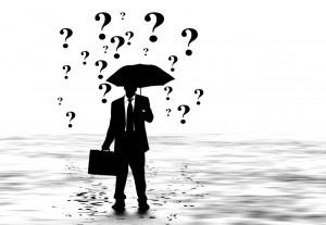 deszcz pytan