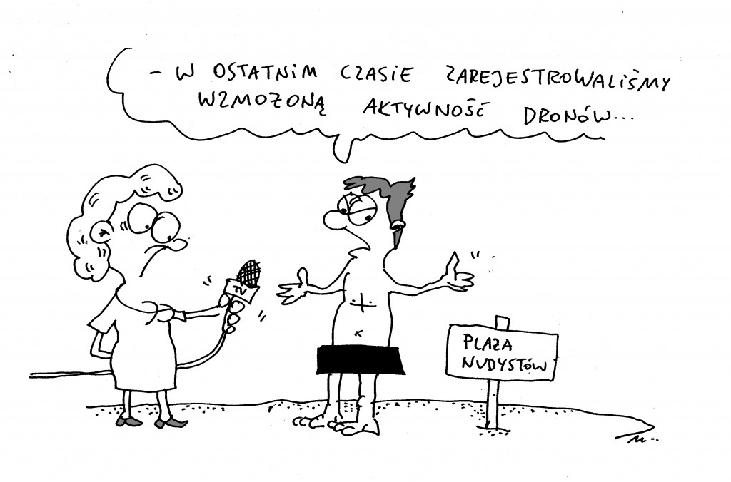Marek Lenc - drony
