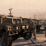 Humvee w Call of Duty